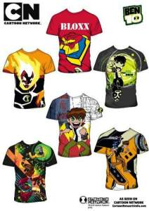 CNE Back to School 2013 - Ben 10 Apparel