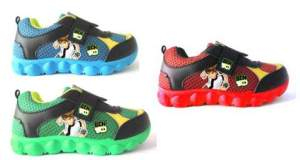 CNE Back to School 2013 - Ben 10 Footwear