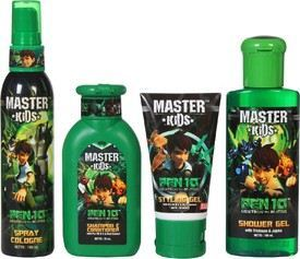 CNE Back to School 2013 - Ben 10 Personal Care products