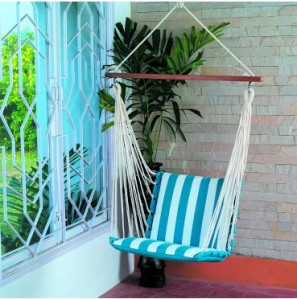 Cotton Fabric Swing Chair(Rs.2069)