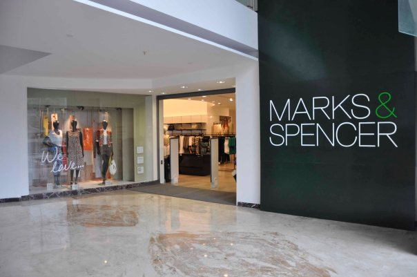 1. Marks & Spencer Lokhandwala Store launch, July 06, 2013
