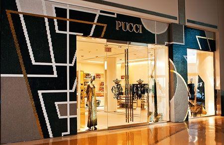 Emilio Pucci store in Las Vegas