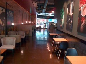 Starbucks Store_Ambience Mall, Gurgaon_Interior Shot_Picture 2