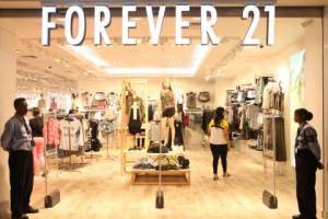 Forever 21 store at Pacific Mall, New Delhi-001