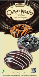 Krispy Kreme- Choco Mania