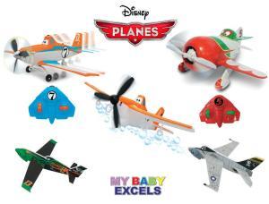 Planes Toy Range