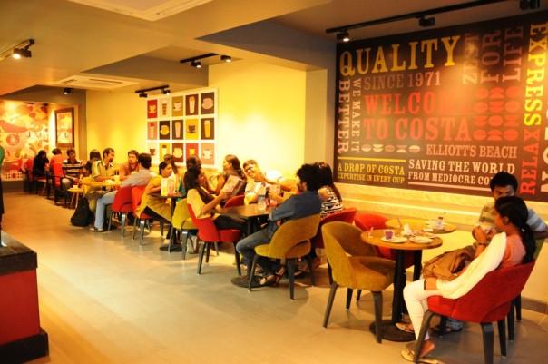 Costa Coffee- Chennai (2)