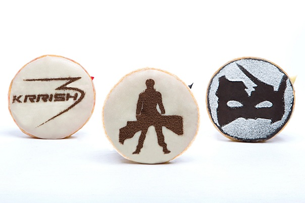 Krrish Donuts launched