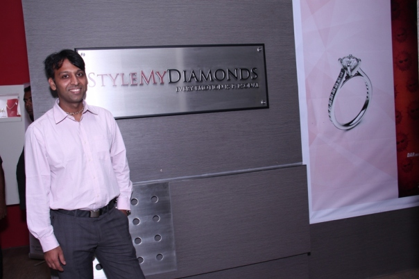 Nitin Raj, CMO Style My Diamonds(1)