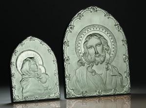 Sacro Mad Ferruzzi Rs 6600 Sacro Volto Cristo Rs 11000